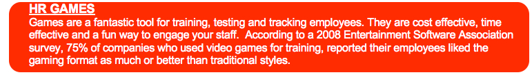 hr games description